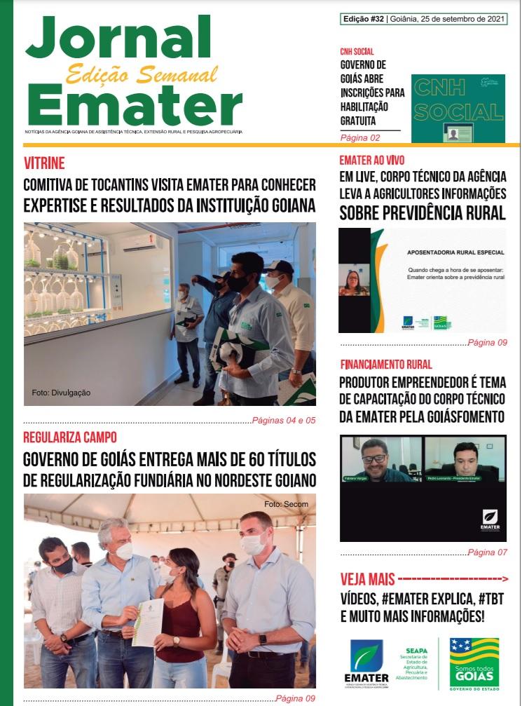 Jornal Emater 32ª Edição